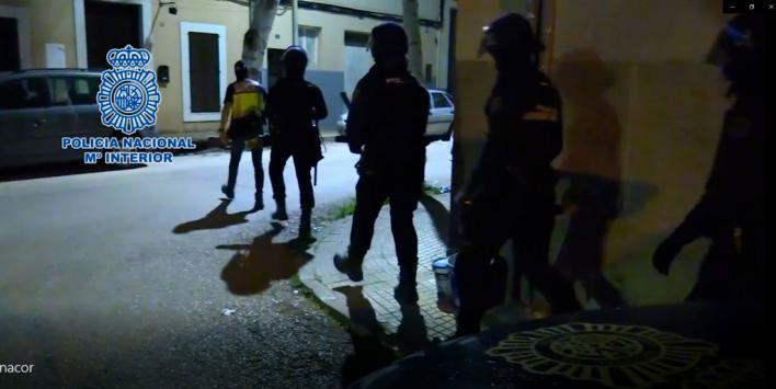 Los detenidos por heroína en Manacor okupaban el edificio y ofrecían el trastero para pincharse