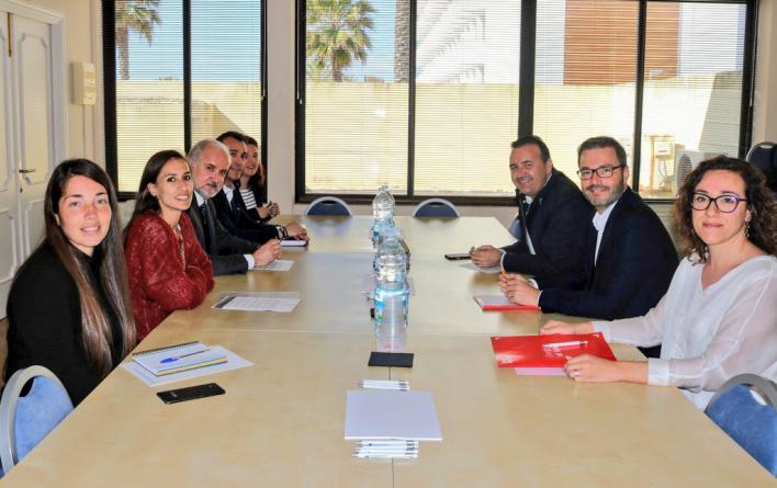 Hila promete emplear la ecotasa para desarrollar un proyecto por año en Playa de Palma