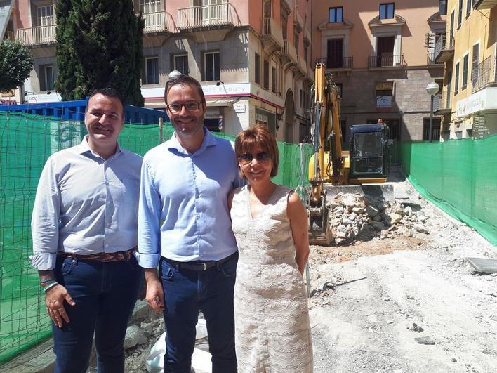 Obras hasta noviembre por la remodelación de las calles Velázquez y Tous i Ferrer
