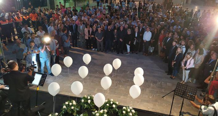 Baleares recuerda a las 13 víctimas de la torrentada de Sant Llorenç un año después