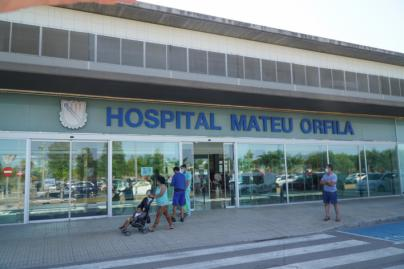 Ingresan a una mujer con Gripe A en Menorca