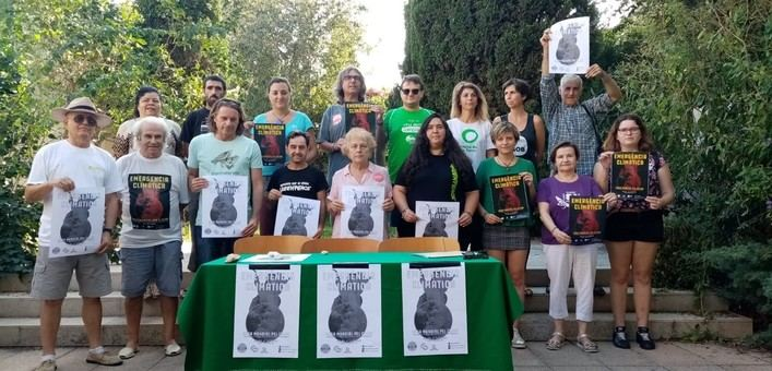 16 organizaciones de Mallorca instan a sumarse a la Huelga Mundial para el Clima