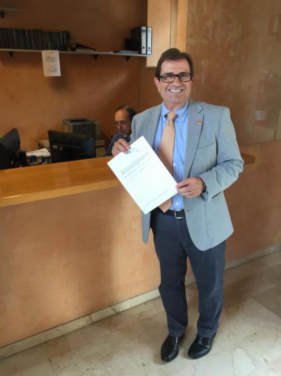 Llorenç Huguet reclama al Govern financiación para la UIB