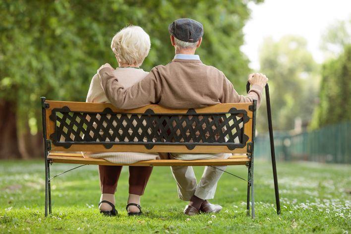 Los pensionistas piden 'igualdad' como regalo para el Día de la madre