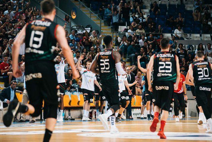 Iberojet Palma completa el cuarteto de equipos que lucharán por subir a ACB