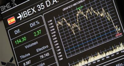 El Ibex 35 sufre la mayor caída desde septiembre de 2012