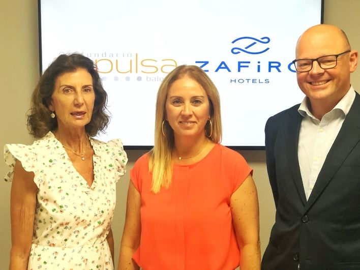 Zafiro Hotels entra a formar parte del patronato de Impulsa Balears