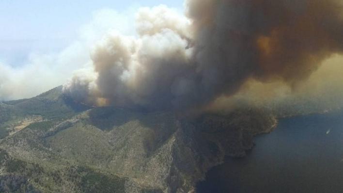 El juicio por el gran incendio de la Serra de 2013 se celebrará en noviembre
