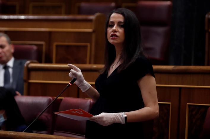 Cs Baleares apoya a Arrimadas: 'Era una irresponsabilidad levantar el estado de alarma el sábado'