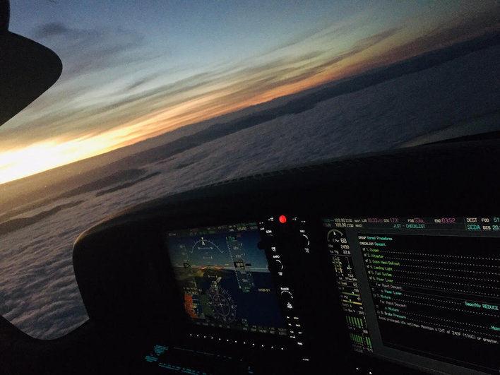 Desaparece en Chile un avión con 38 personas a bordo que volaba rumbo a La Antártida