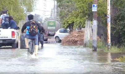 Cientos de personas evacuadas en Buenos Aires a causa de las inundaciones