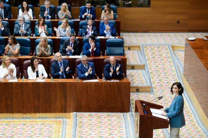 Ayuso promete 'la mayor rebaja fiscal' cuando sea presidenta de Madrid