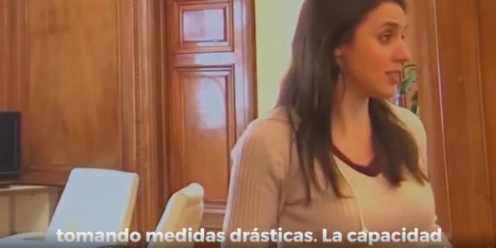 ¿Quién ha filtrado el vídeo de Irene Montero sobre el 8-M?