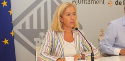 Imputada la concejal de Palma Irene San Gil por las oposiciones a policía