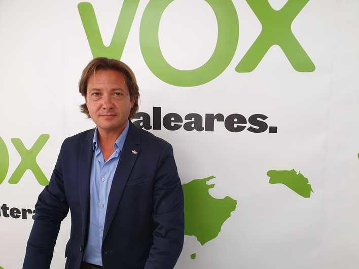 """""""Vox va a ser decisivo en Baleares tras las elecciones del próximo día 26"""""""