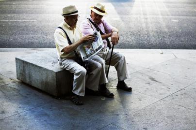 La pensión media en Balears se situó en 917 euros en el mes de agosto