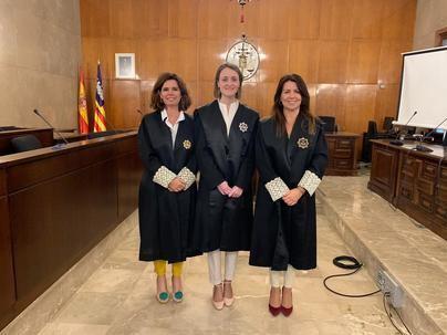Jura el cargo una nueva letrada de Justicia asignada a Juzgados de Inca