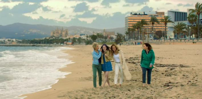 Llega a la cartelera la película que Kelly Preston rodó en Mallorca antes de fallecer