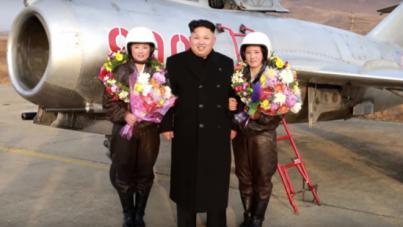 Kim Jong-un exclama que está listo para la guerra con EEUU