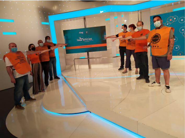 RTVE suspende La 2 Noticias hasta el próximo año