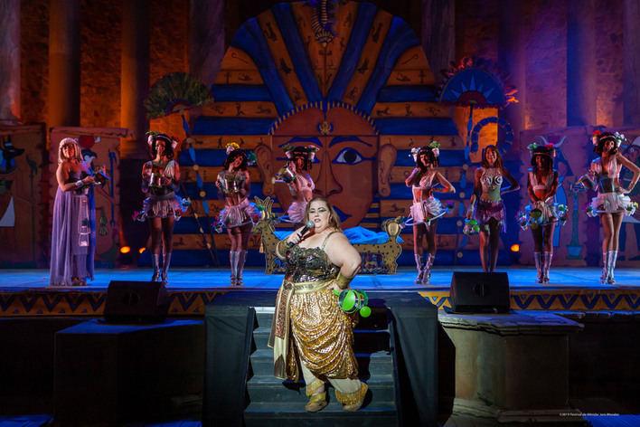 Trui Teatre presenta en Palma estas navidades la comedia musical 'La Corte del Faraón'