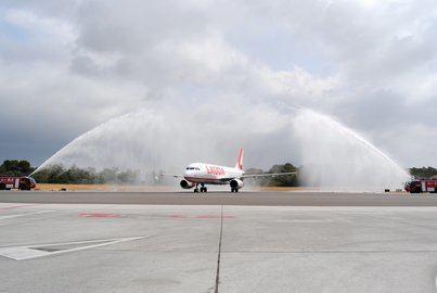 La aerolínea austriaca Lauda abre su nueva base en Mallorca