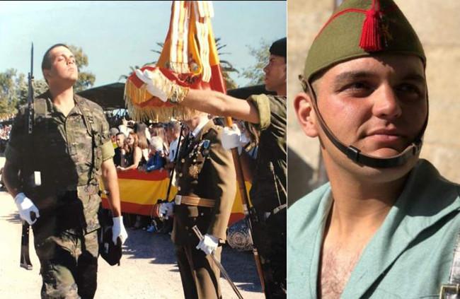 Muere un legionario de Palma de un tiro en unos ejercicios en Alicante