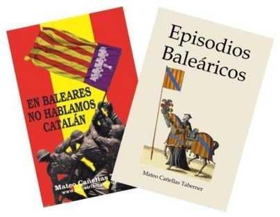 Societat Civil presenta dos libros que recogen la 'imposición catalanista en Baleares'