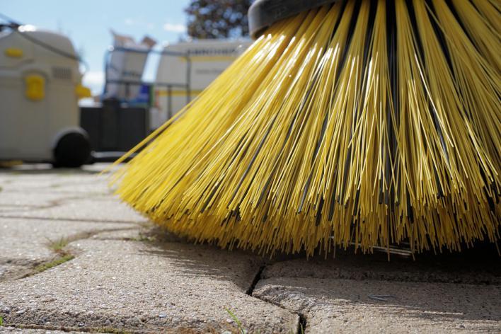 Los trabajadores de limpieza de Pollença harán huelga en Semana Santa