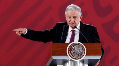 Podemos apoya a López Obrador: