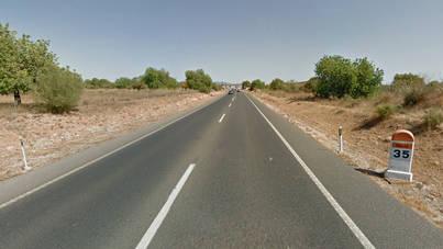 Muere un hombre en un accidente en la carretera de Llucmajor-Campos
