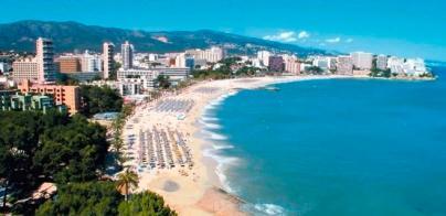 Hoteleros de Magaluf han expulsado este año a 219 turistas incívicos