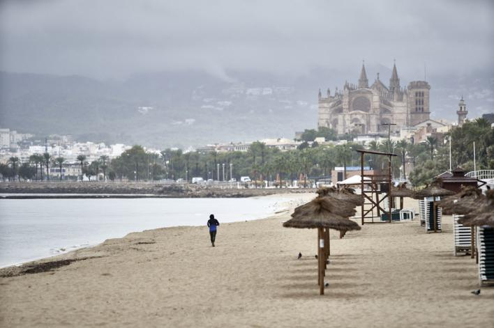 La DANA arrasa Mallorca con fuertes lluvias y tormentas