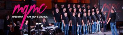 El Mallorca Gay Men's Chorus se sube al escenario en Peguera