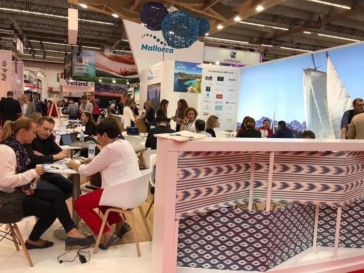 Mallorca participa por primera vez en el Imex, la feria de turismo de Frankfut