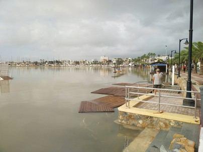 Palma entre los quince municipios con mayor riesgo de sufrir una inundación
