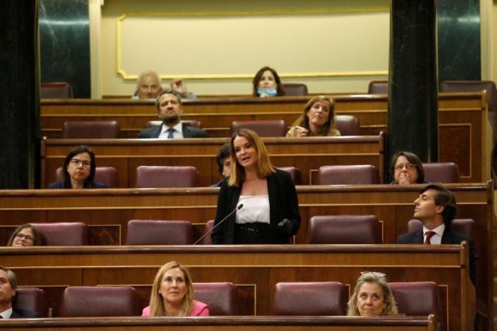 Prohens, nueva portavoz adjunta del PP en el Congreso