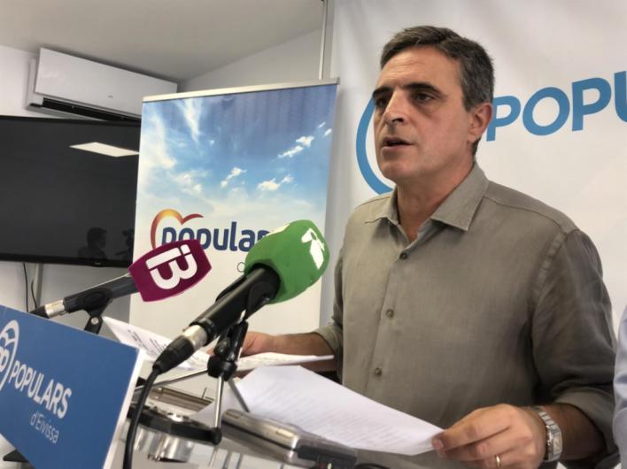 El PP pregunta al Gobierno sobre las inversiones del Plan Litoral en Baleares