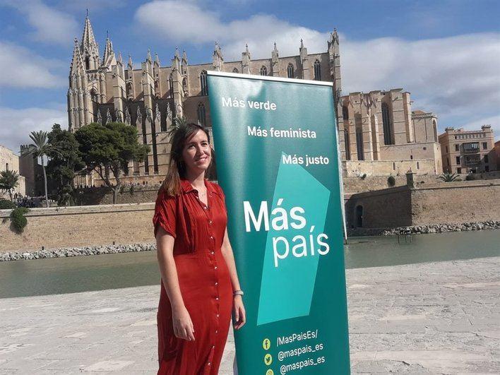 Más País-Illes Balears se presenta como un proyecto