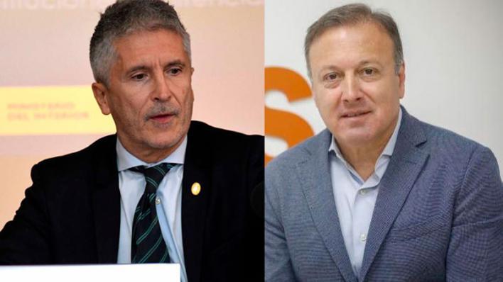 Mesquida pide la dimisión de Grande-Marlaska por su gestión de los disturbios en Cataluña