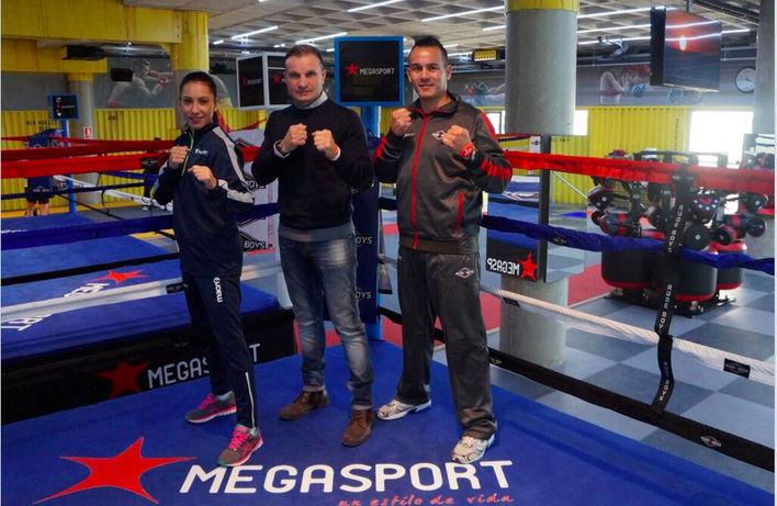 El Lince de Parla da una clase magistral de boxeo en Palma