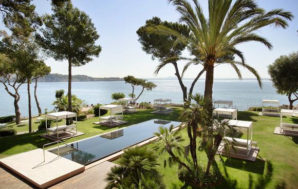 Meliá inicia el 1 de julio la apertura gradual de sus hoteles en Baleares