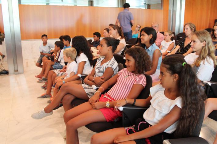 El coronavirus deja sin su verano en Mallorca a los menores saharauis