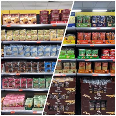 Cae un 25 por ciento las ventas de tortitas y rosquilletas por los cambios de hábitos