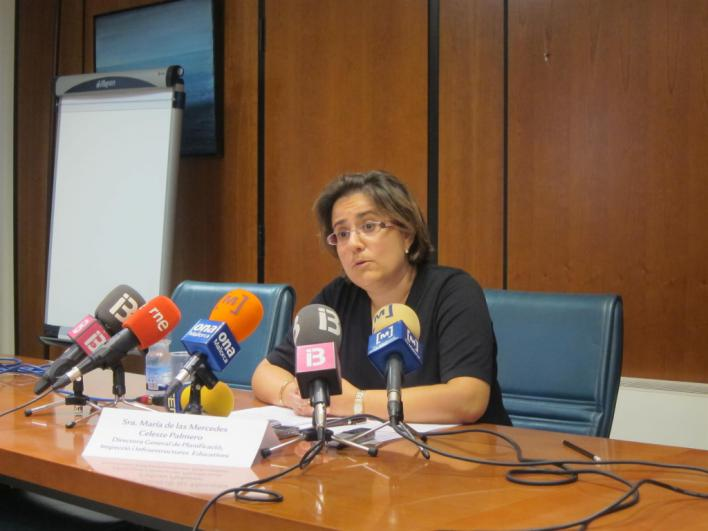 Mercedes Celeste es la nueva portavoz del PP en Cort