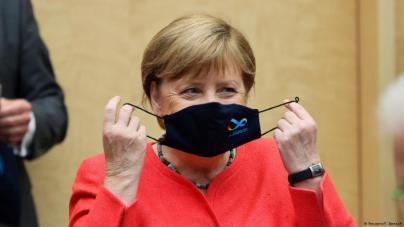 Merkel advierte a los alemanes de que se preparen para medidas más duras