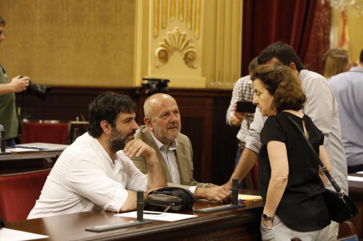 La Policía Nacional investiga el envío de cartas amenazantes a políticos de Més