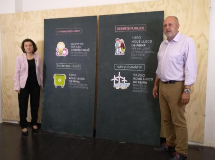 Més quiere 'diversificar' la economía mediante la promoción audiovisual y las políticas verdes