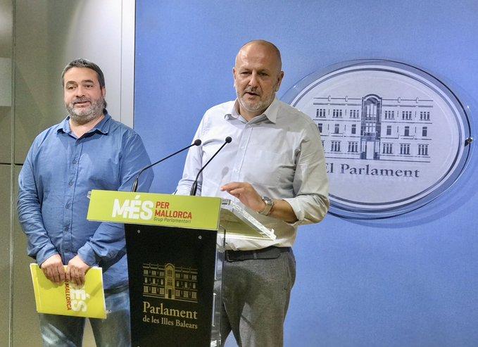 Més se opone a que la UME tenga una base permanente en Mallorca