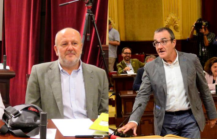 Yllanes desmiente a Ensenyat y dice que Més no se opuso a la devolución de la ecotasa a los hoteleros